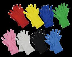 ドライカラー手袋